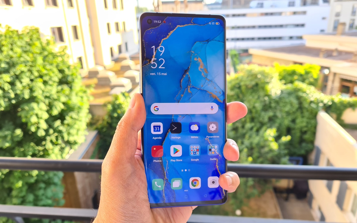 test oppo find x2 neo prise en main 3