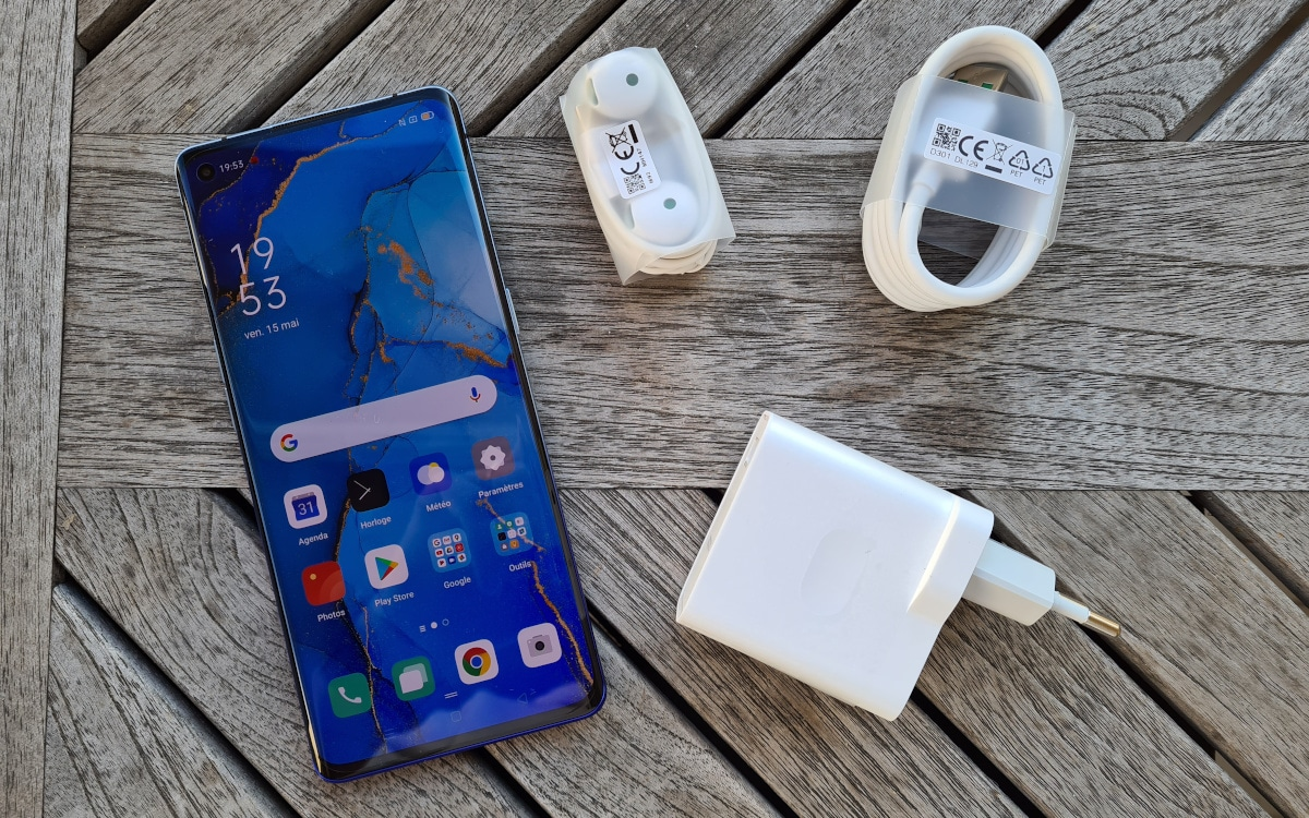 test oppo find x2 neo prise en main 7