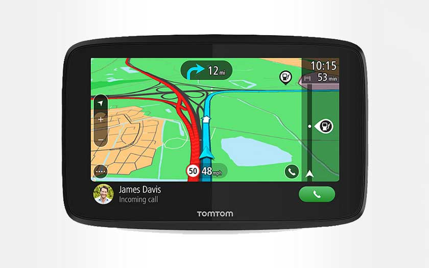 GPS TomTom Go Premium