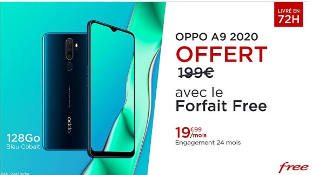 vente privee free free mobile mai 2020