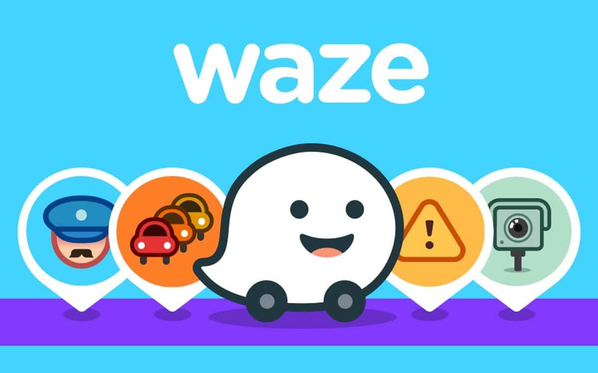 waze display lanes