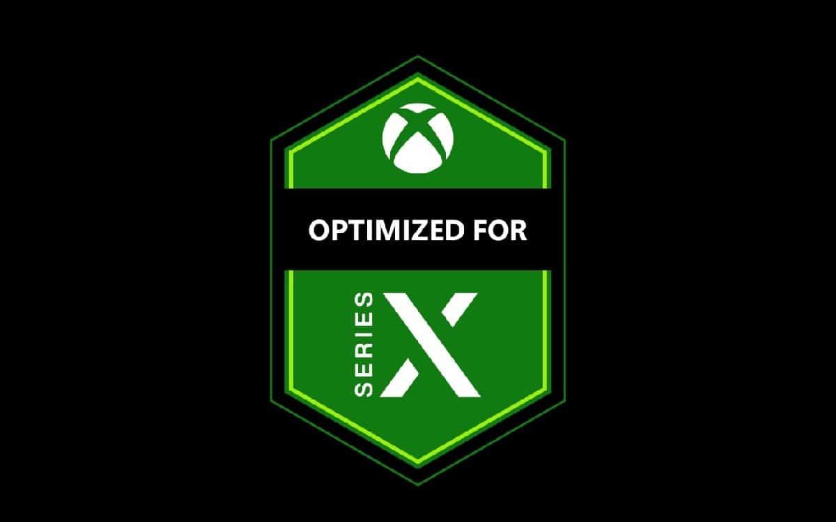 Xbox Series X Optimized games