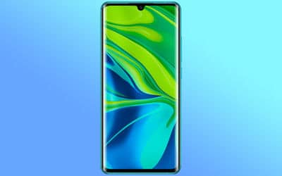 xiaomi mi note 10 android 10