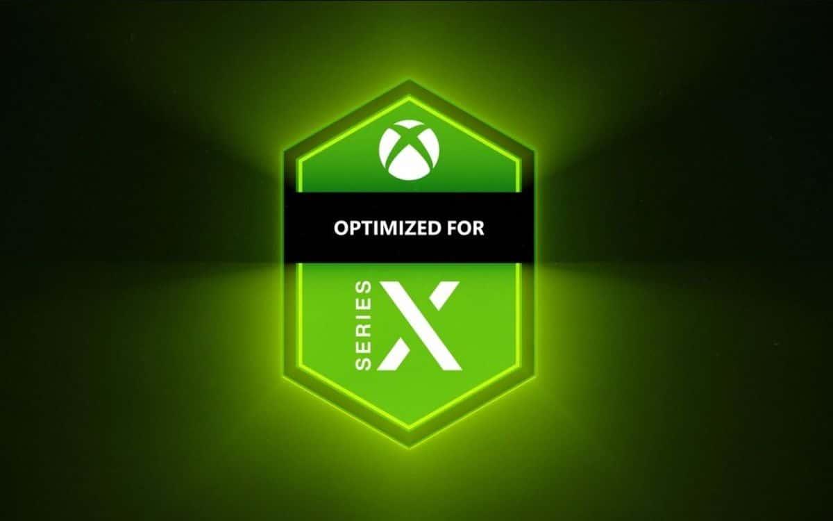 Optimisés pour Series X