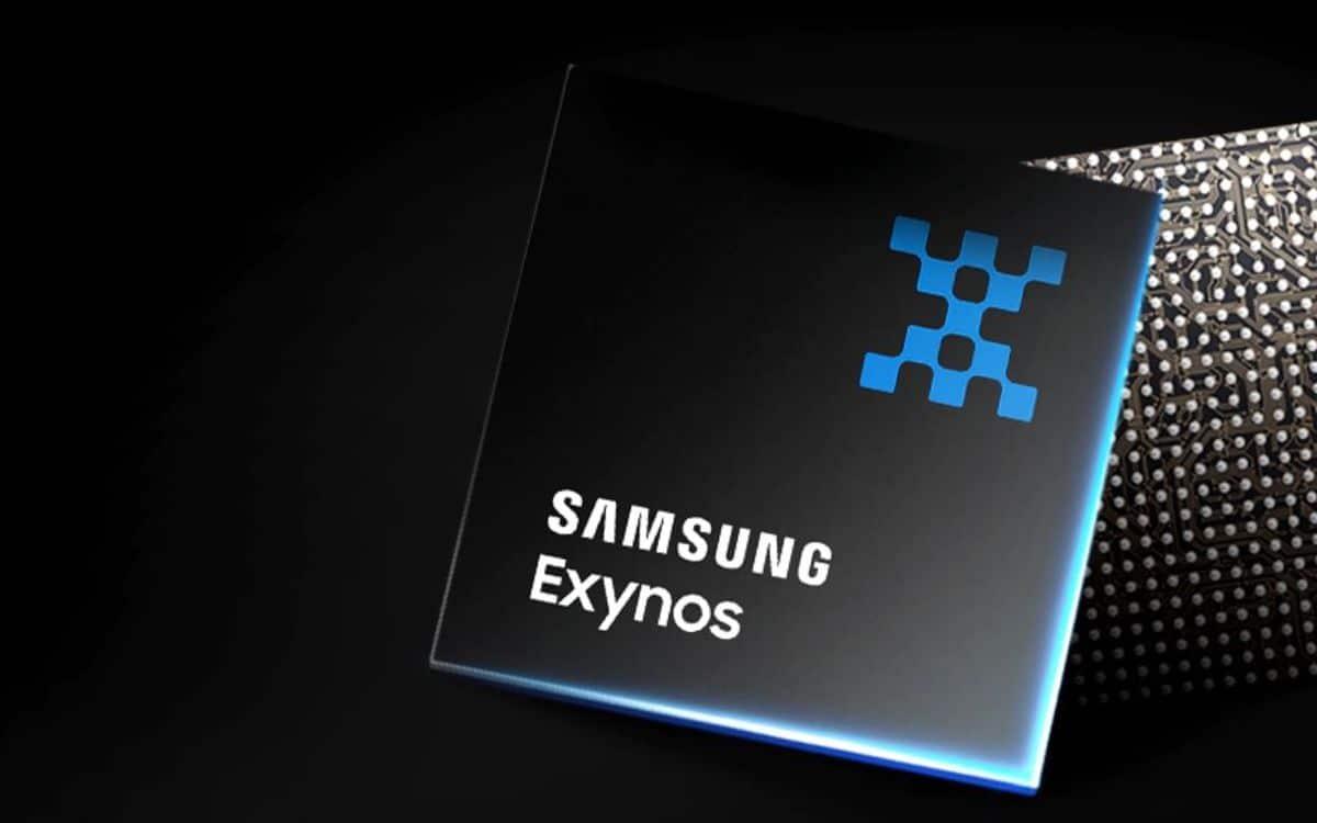 Le processeur Exynos 850