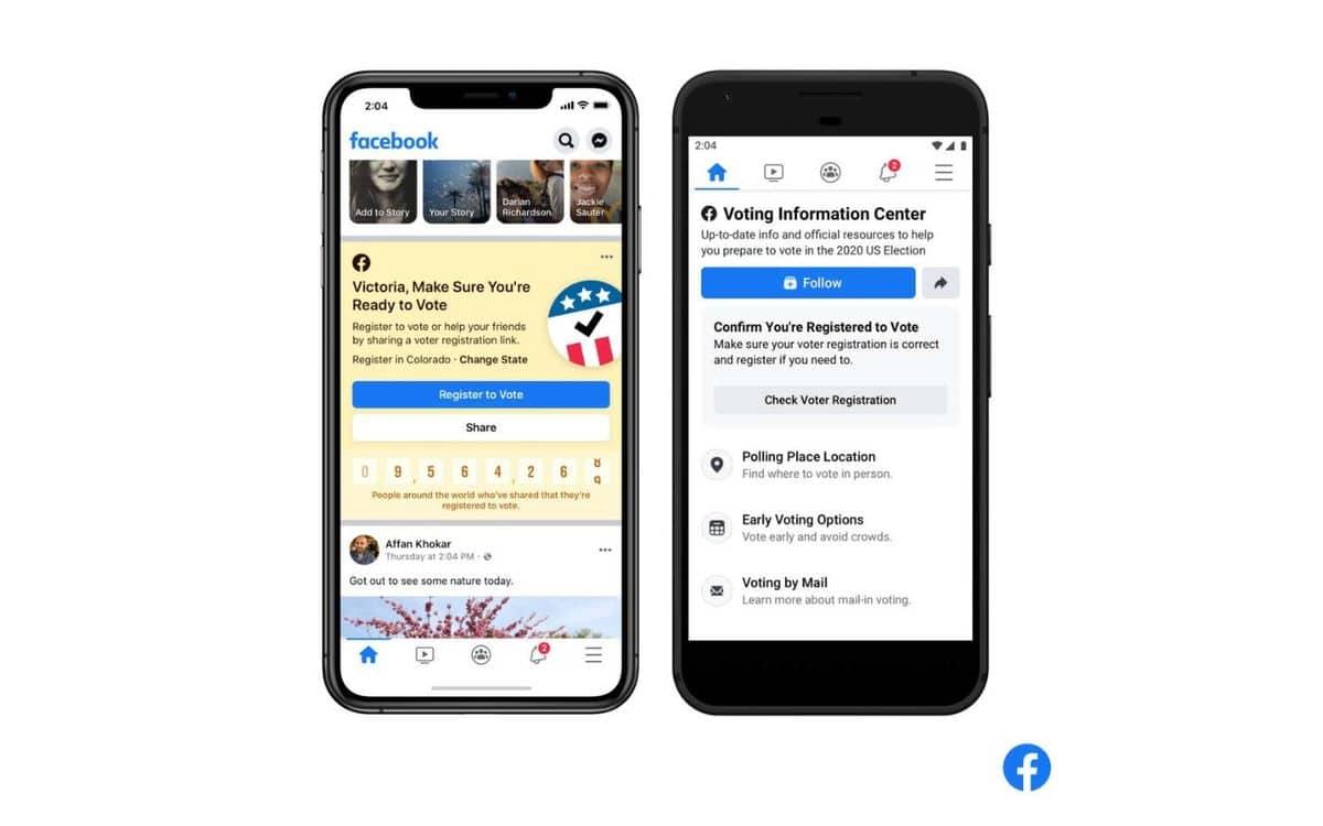 L'application Facebook