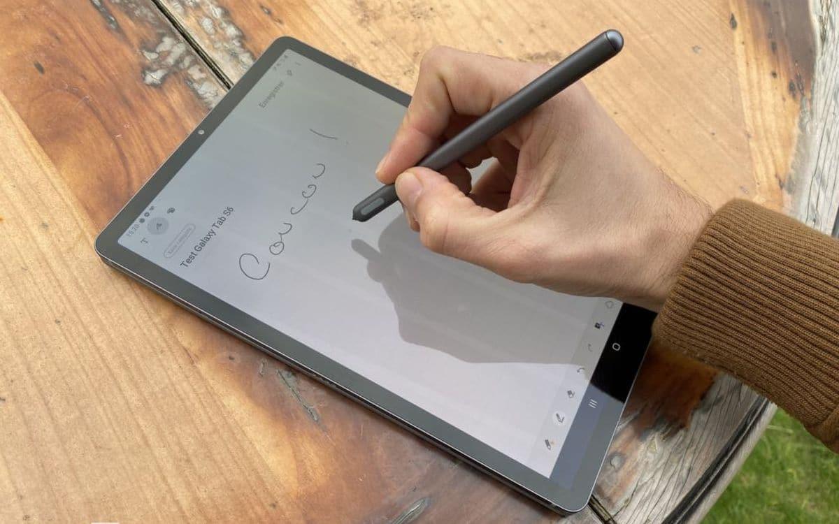 La Samsung Galaxy Tab S6