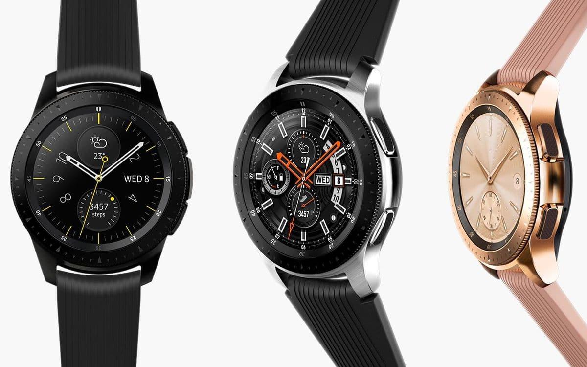 La Galaxy Watch 1