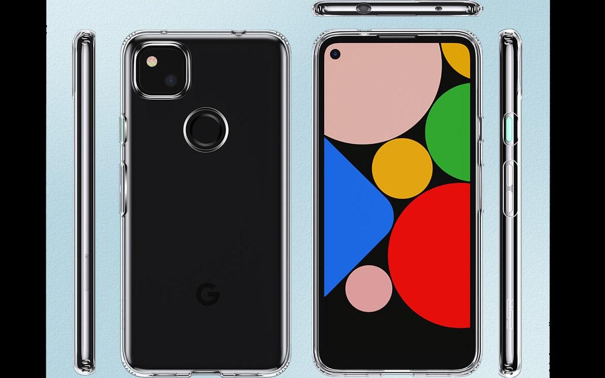 Google Pixel 4a Case ESR