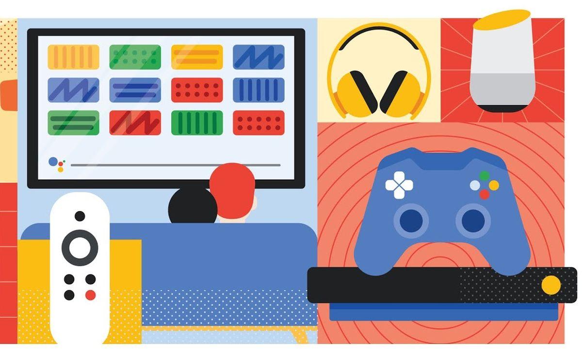 Affiche de la conférence de Google