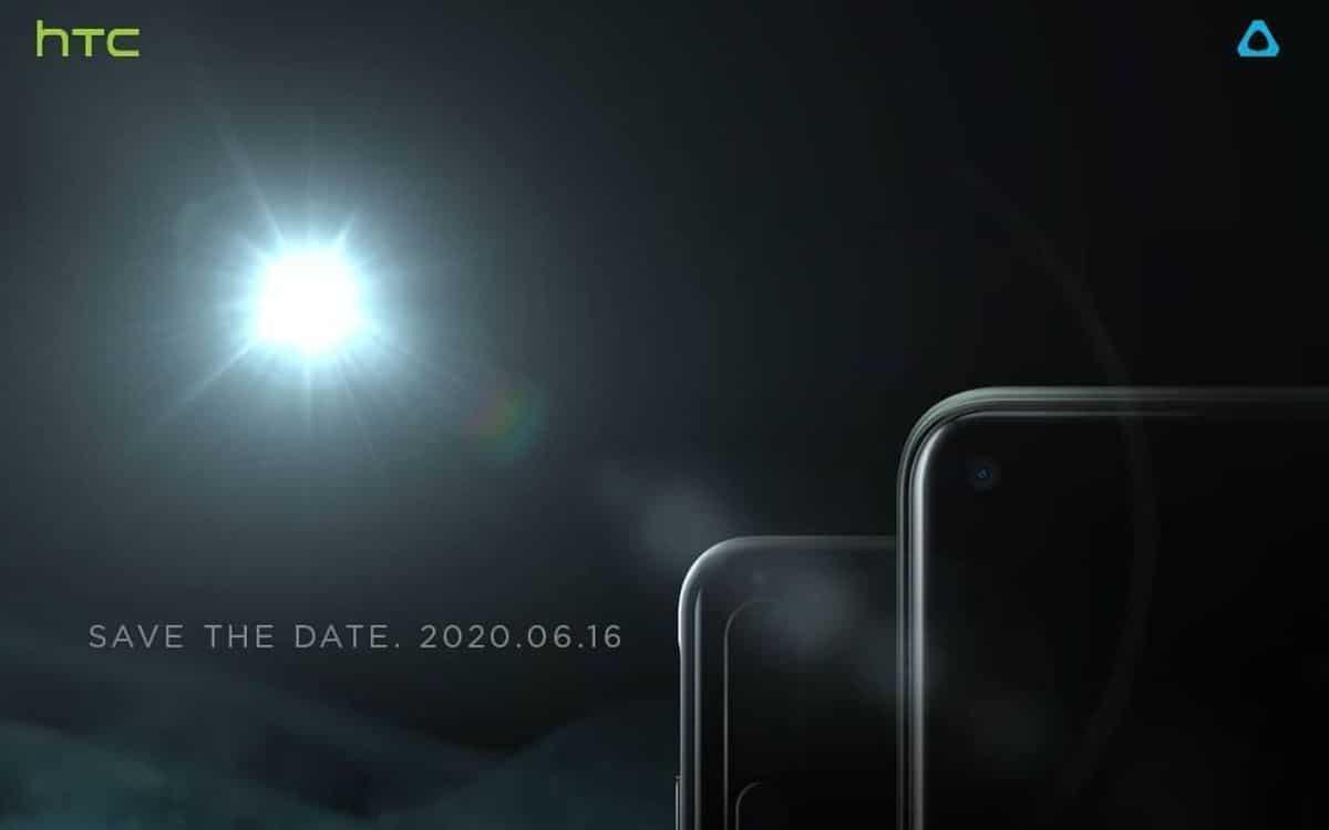 L'affiche teaser de HTC
