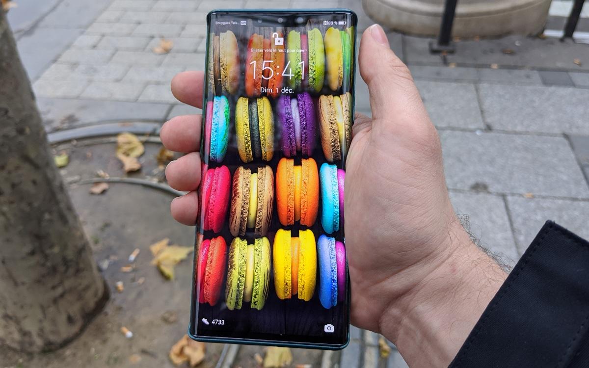 Le Huawei Mate Pro 30
