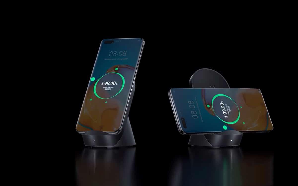 Huawei chargeur sans fil