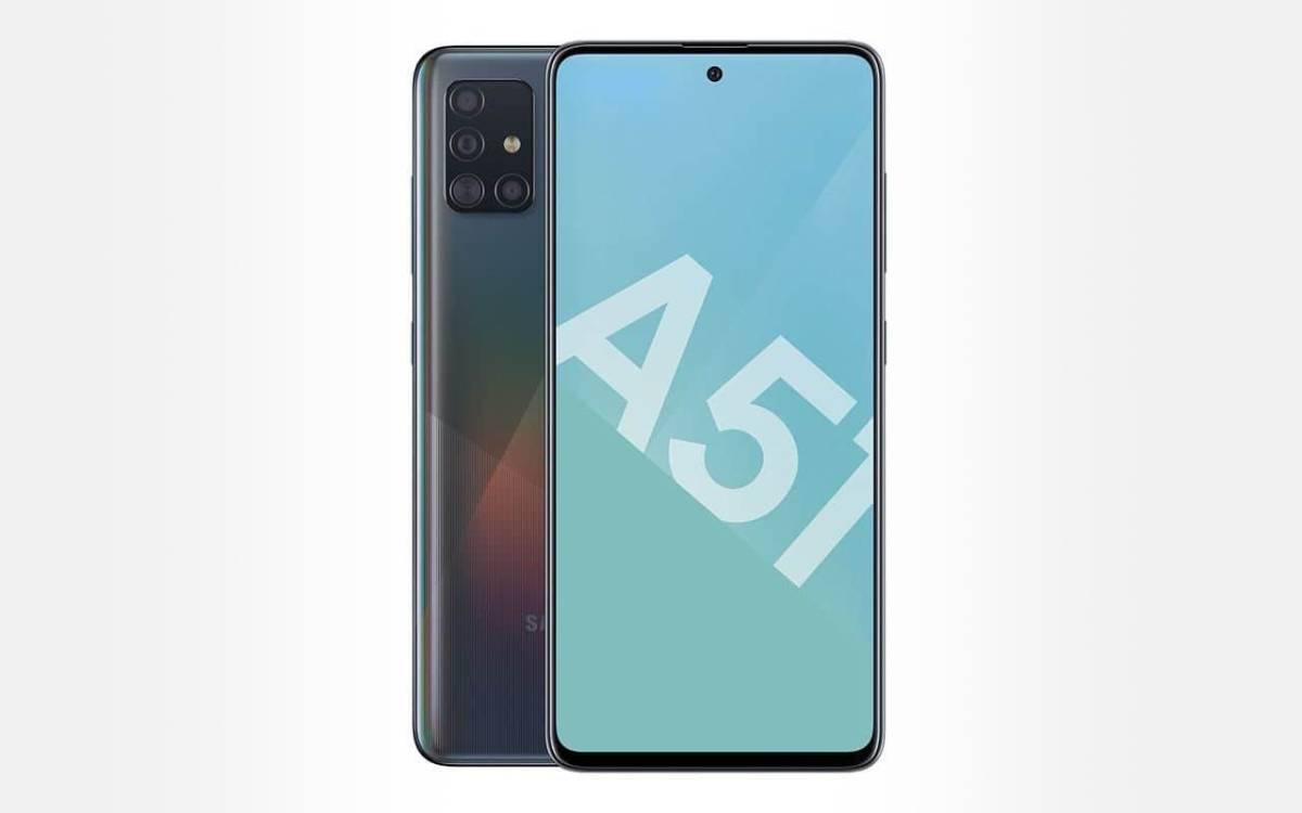 Samsung Galaxy A51 pas cher via ODR
