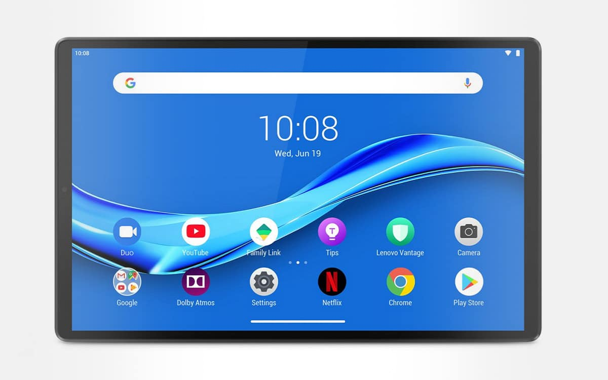 Tablette 10.3 Lenovo M10+ X606