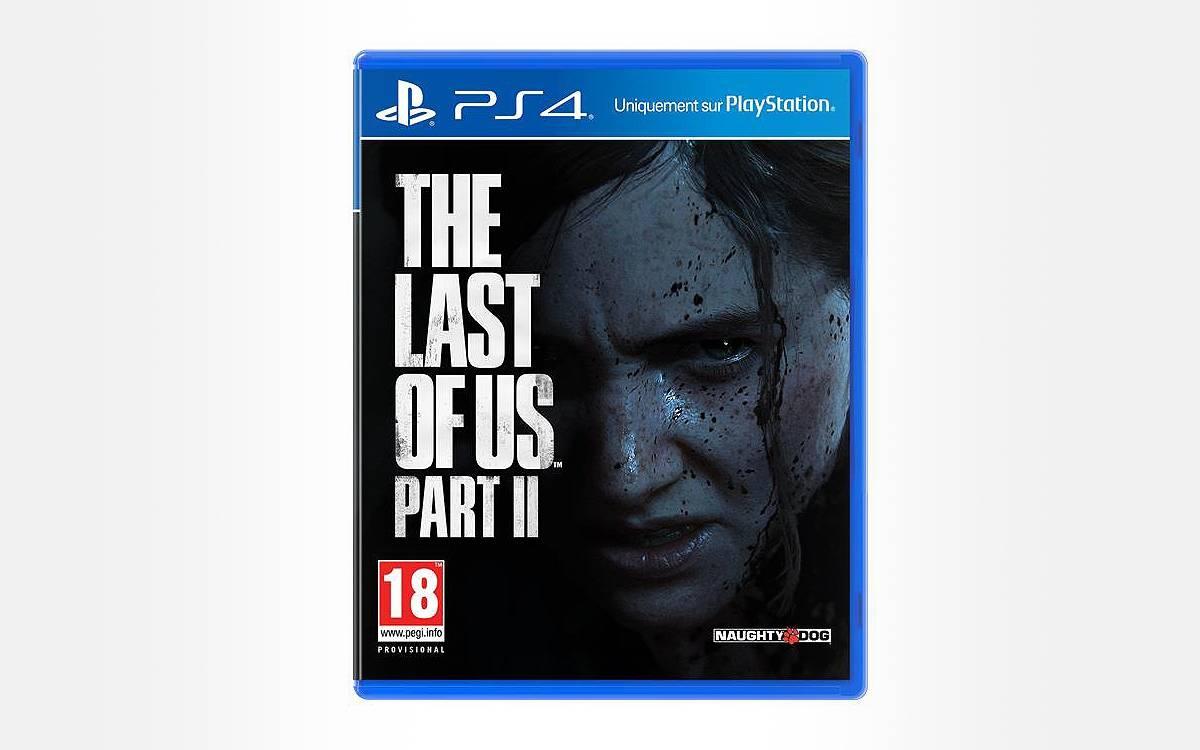 The Last Of Us Part II pas cher sur PS4