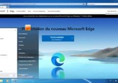 Windows 7 Microsoft Edge