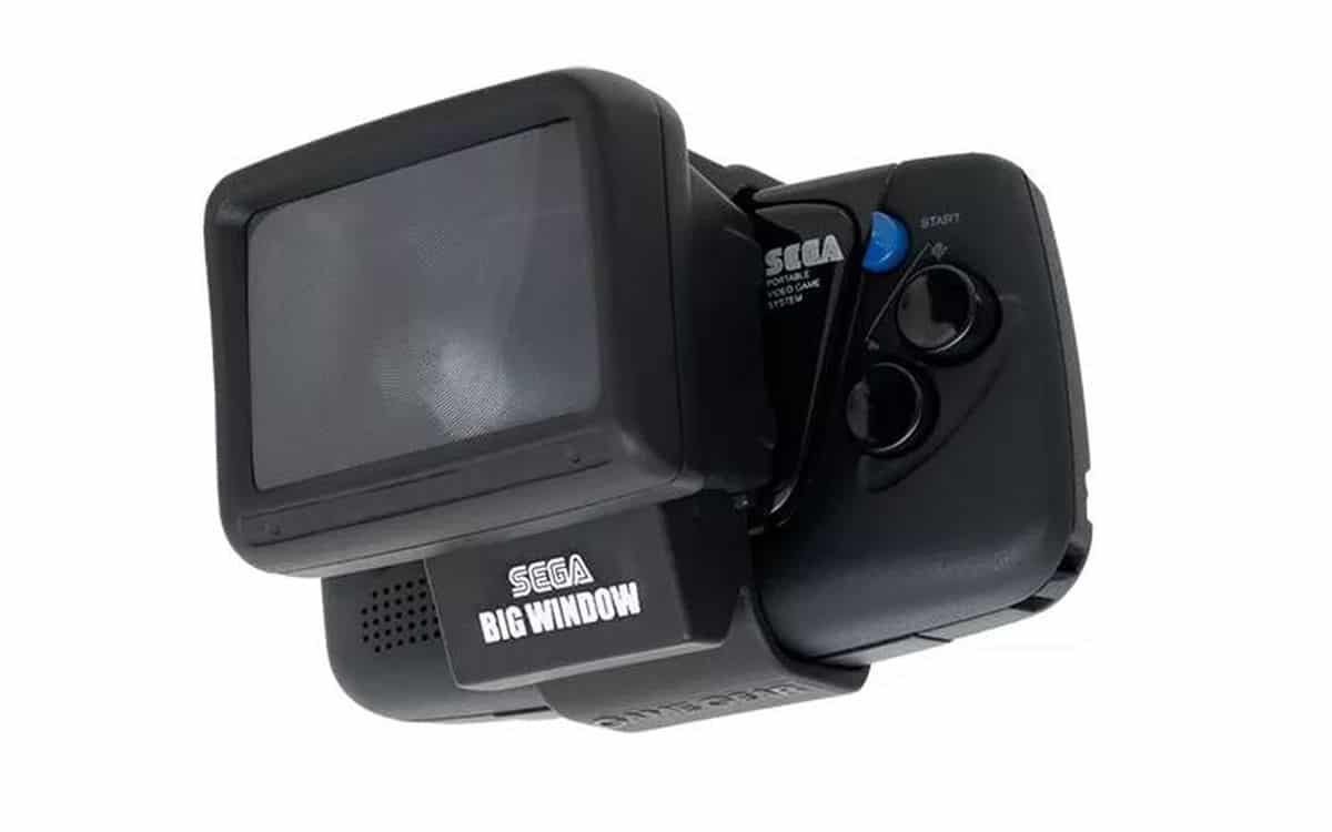 Le Big Windows de la Game Gear Micro