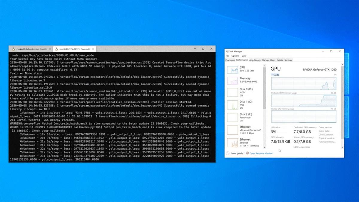 Windows10 Build 20150 nouveautes WSL