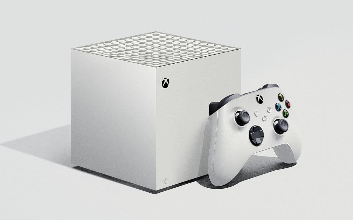 Xbox Series S concept