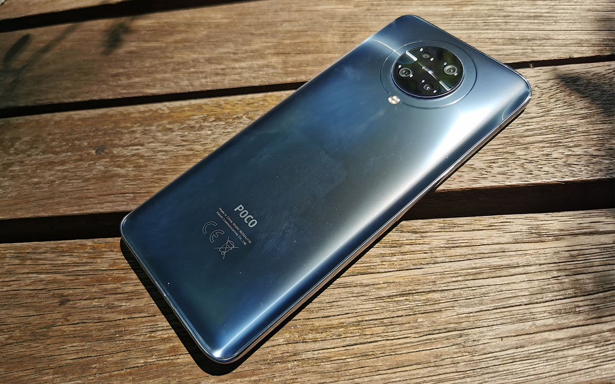 Xiaomi Poco F2 arrière