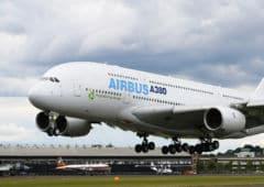 airbus a380 plan relance eco aeronautique