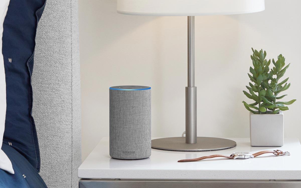 Amazon Echo : une option interphone permet désormais de diffuser des messages dans toute la maison