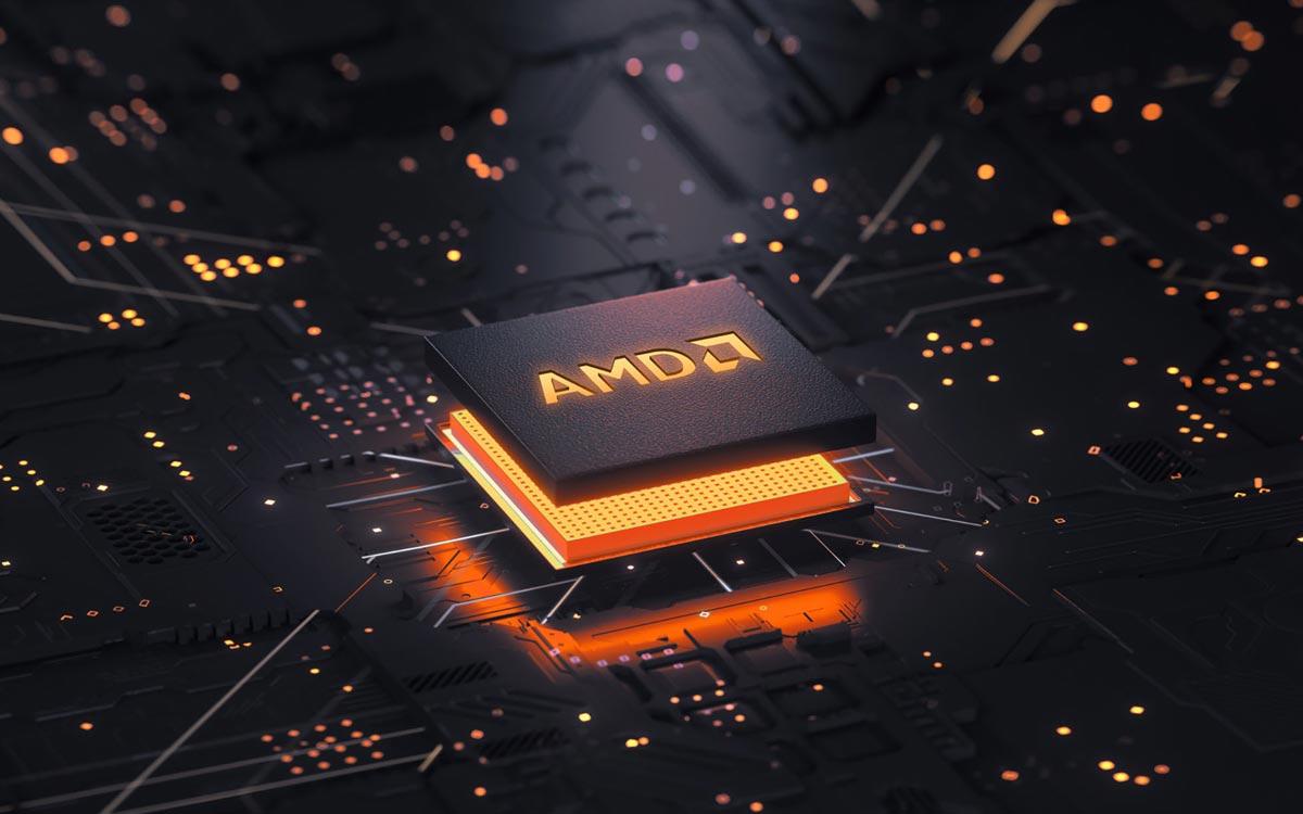AMD Ryzen C7 : Soc pour smartphones
