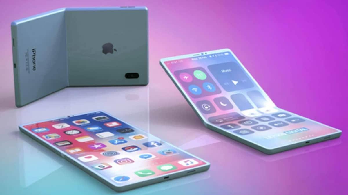 apple iphone pliant en 2021