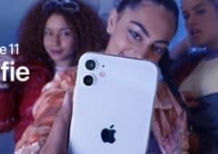 apple selfies groupe distance