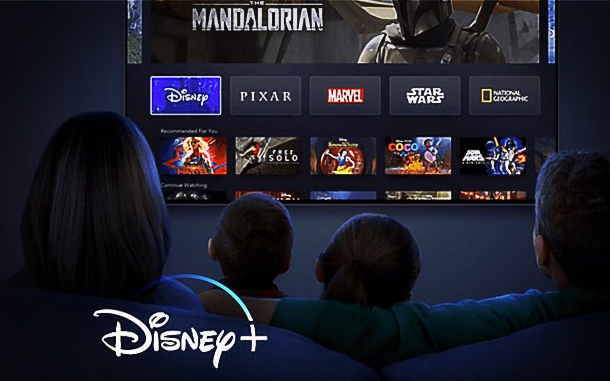 Fin de la période d'essai Disney+ gratuit