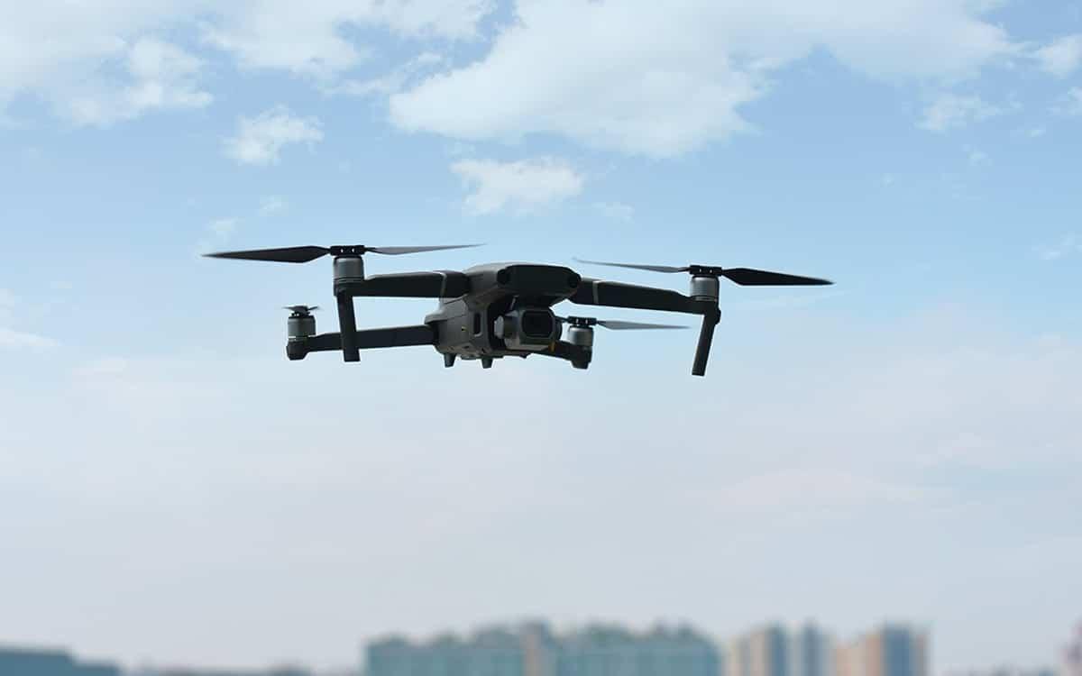 drone ia samsung antenne 5g