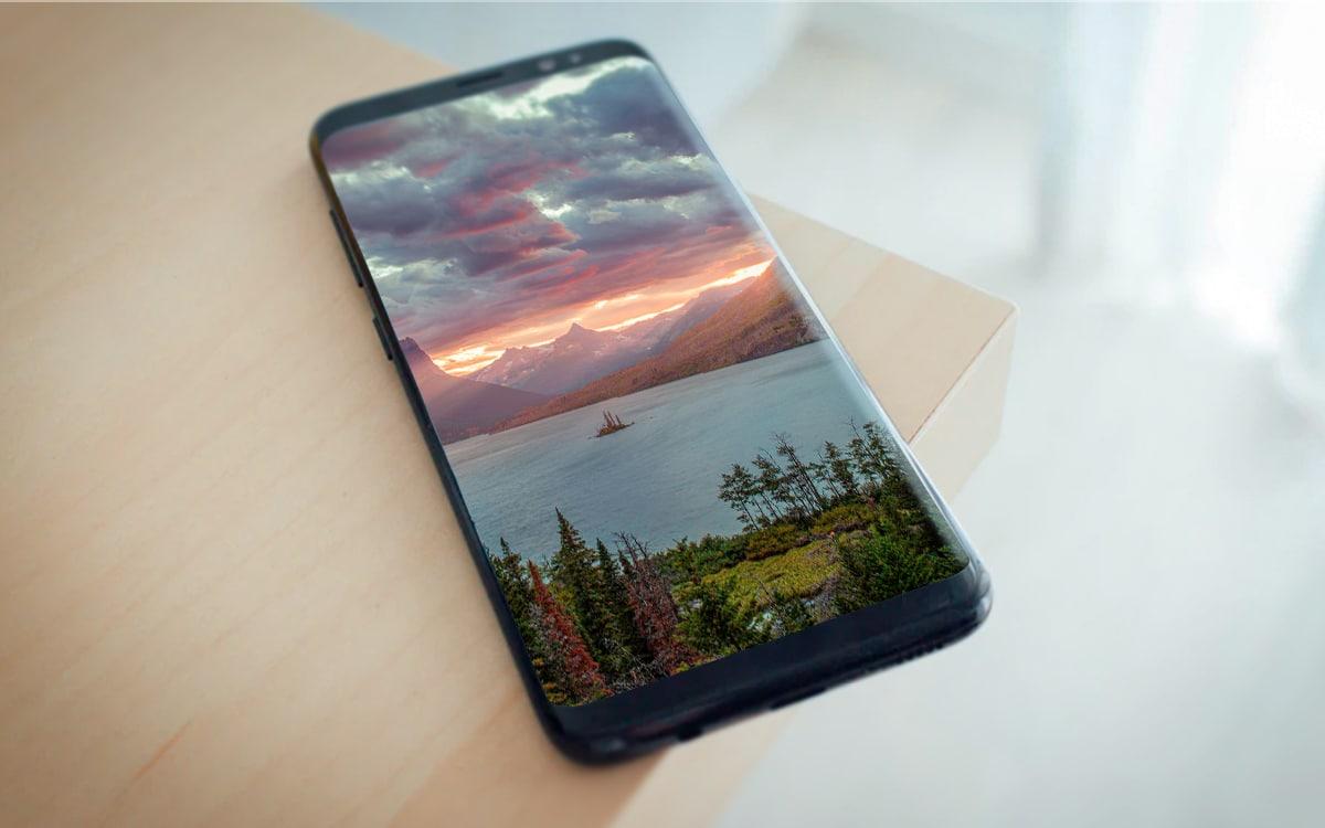 Android 10 Ce Fond D Ecran De La Mort Fait Planter De Nombreux Smartphones