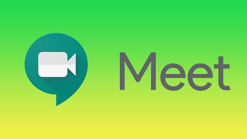 google meet acces gmail