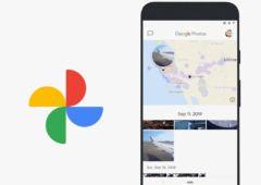 google photos nouveau design