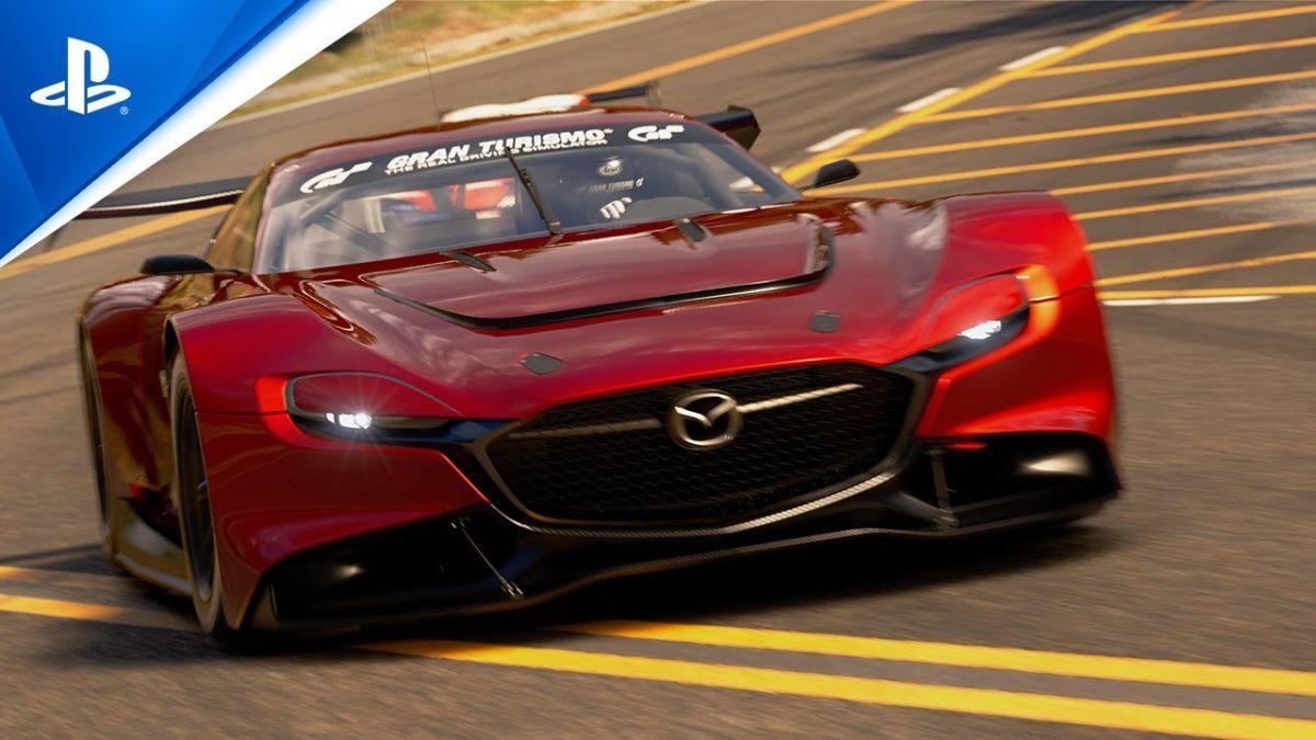 Gran Turismo 7 on PS5