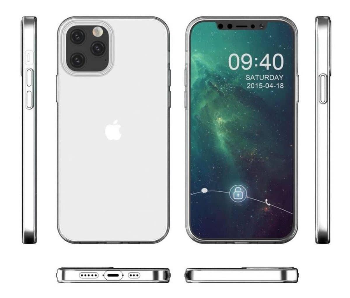 coque iphone 12 oled