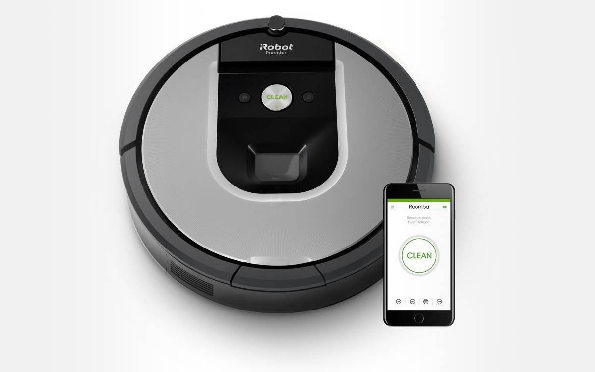 iRobot Roomba 965 pas cher