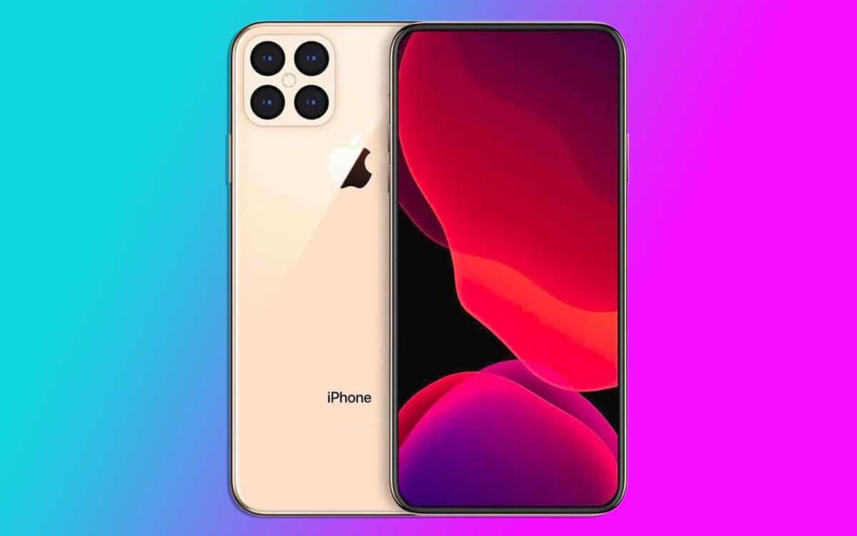 iphone 12 production juillet 2020