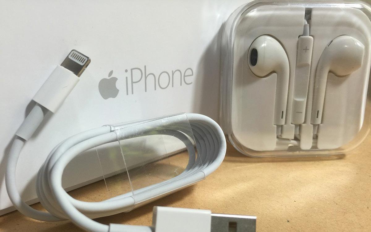 iPhone 12 livrés sans écouteurs