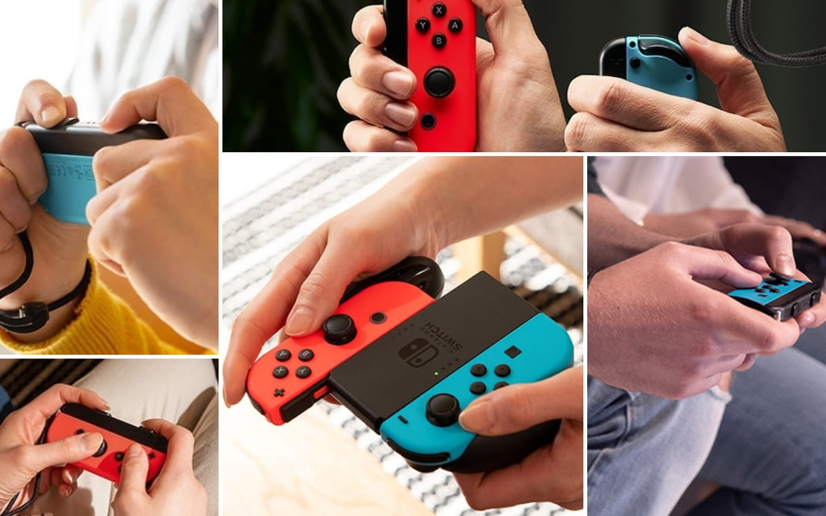 excuse officielle nintendo joy-con drift