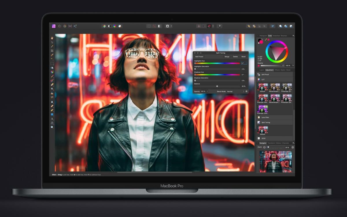 Macbook Pro de 13 pouces