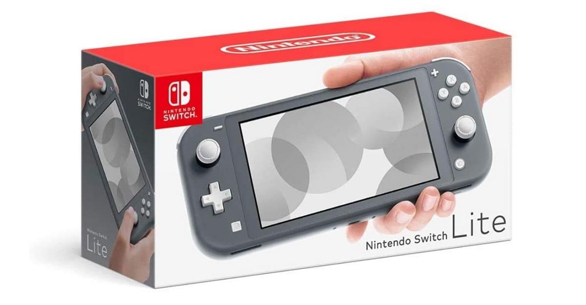 Nintendo Switch Lite pas chère sur internet