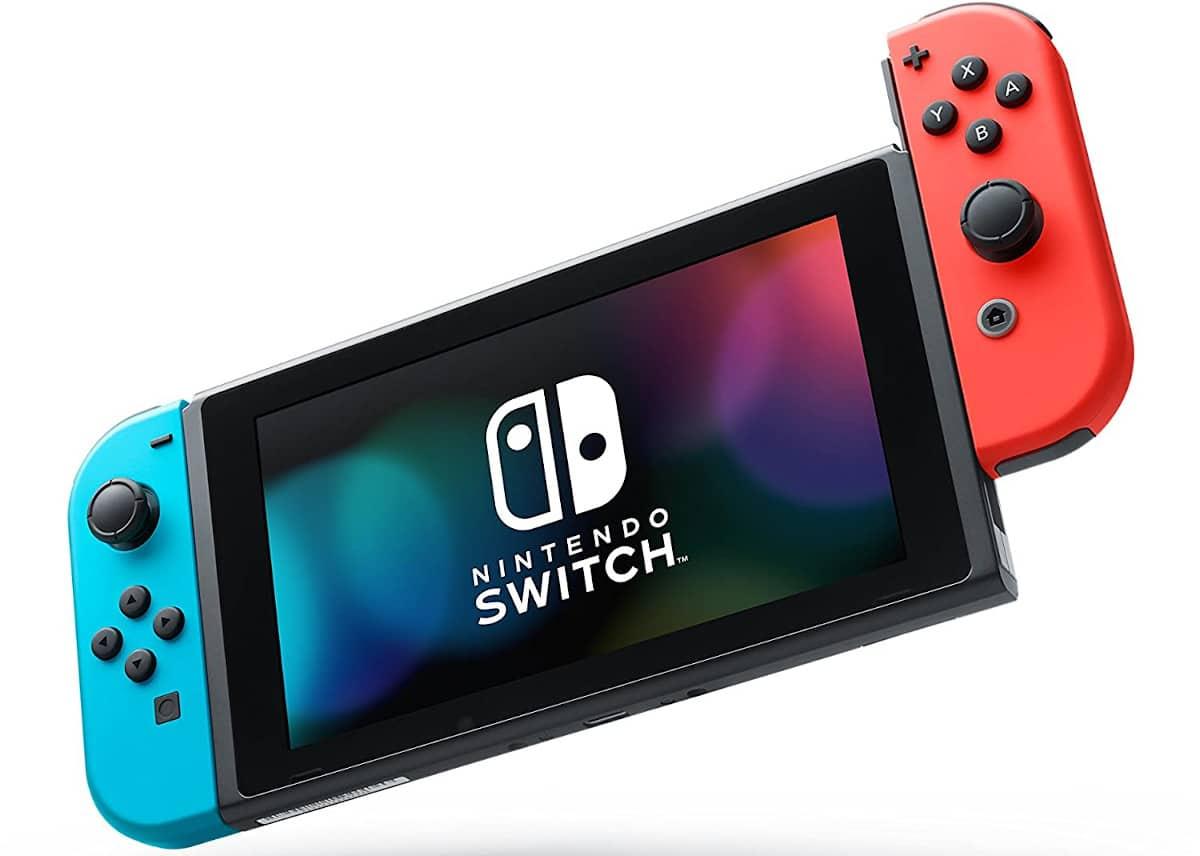 nintendo switch modification interdite