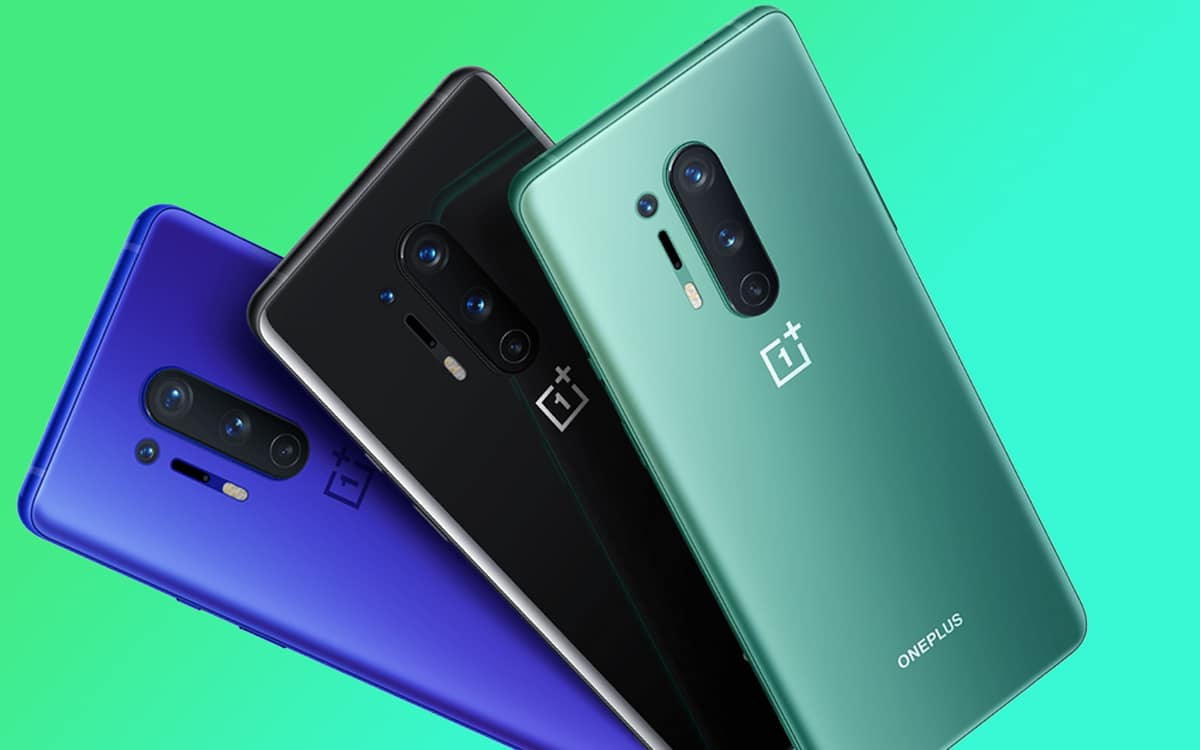 oneplus 8t recharge rapide 65w