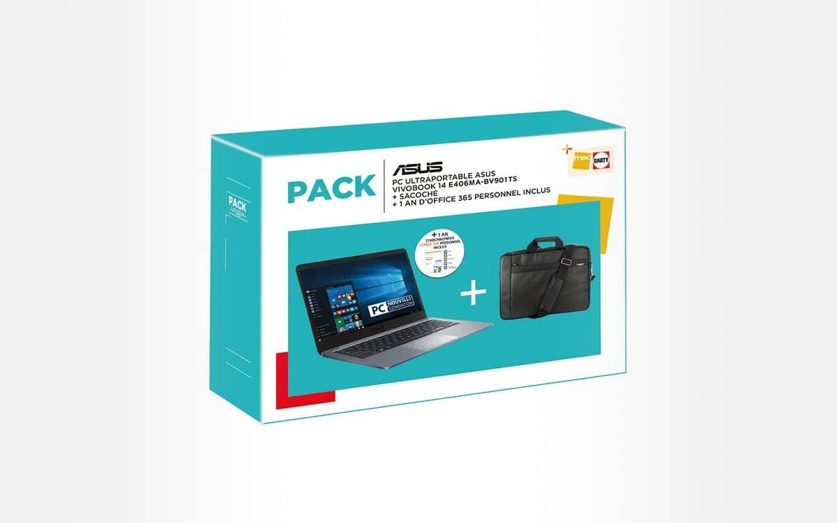 pack PC Asus