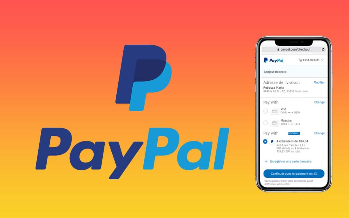paypal paiement plusieurs fois lancement