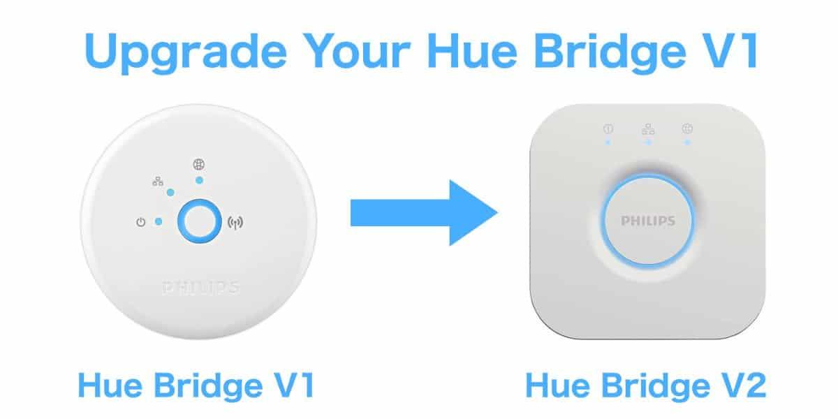 philips hue bridge v1 google assistant