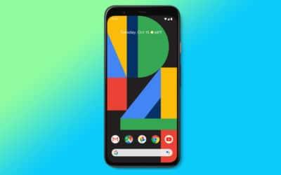 pixel 4 mise jour améliore batterie autonomie