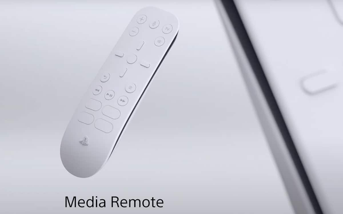 Télécommande PS5